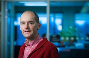 Professor Michael Devereux,  inaugural Director of the new Vancouver School of Economics at UBC