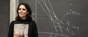 Matilde Bombardini Teaching International Trade