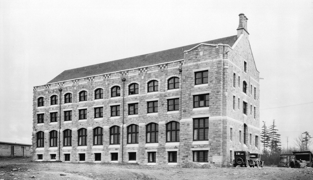 Iona-building-1928-Union_College_British_Columbia_1928